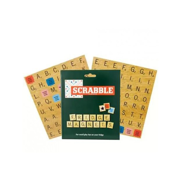 Magnets Scrabble (x112) jeu
