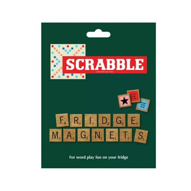 Magnets Scrabble (x112) frigo