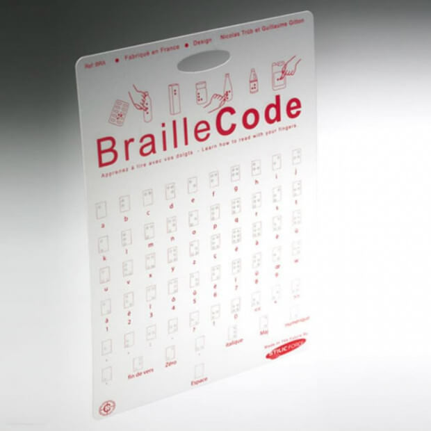 Braille Code composition
