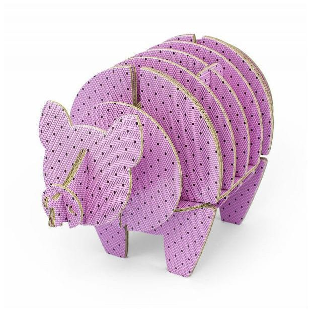 Cochon Support Stylos Mr Jambon animaux