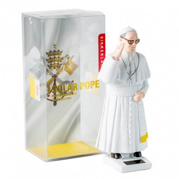 Figurine Pape Solaire papackaging