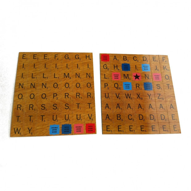 Magnets Scrabble (x112) retro