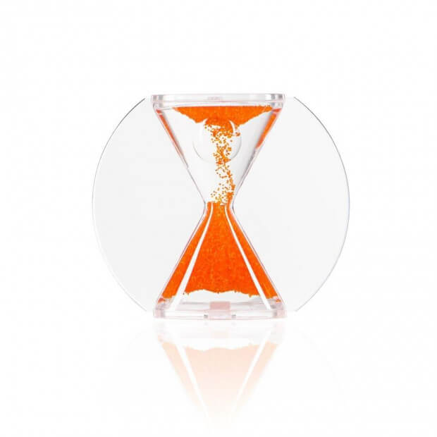 Sablier Paradox  orange