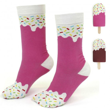 Chaussettes Glace