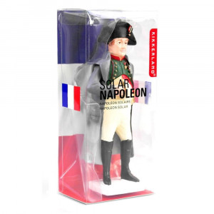 Figurine Solaire Napoléon Packaging