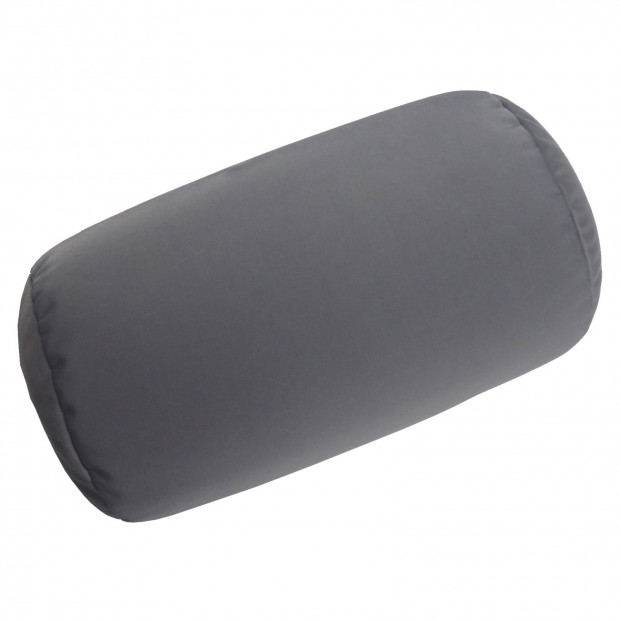 Coussin microbilles anthracite