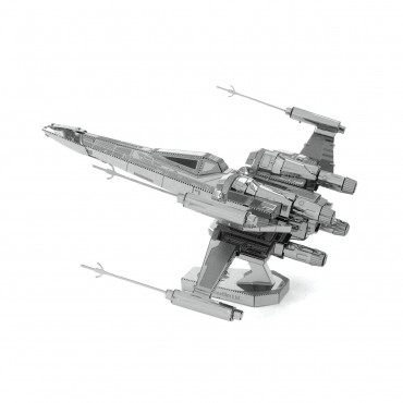 Maquette Métal 3D Star Wars X-Wing Starfighter