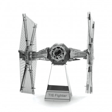 Maquette Métal 3D Star Wars TIE Fighter