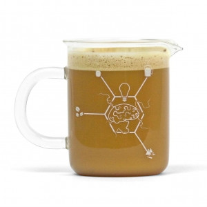 Mug Scientifique Gourmand capuccino