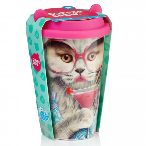 Mug à Emporter Chat Packaging