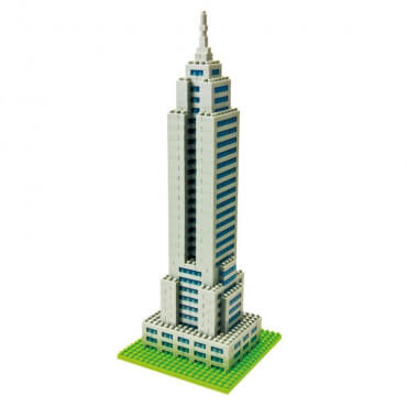 Nanoblock Tour Empire State Building Gratte-Ciel New-yorkais