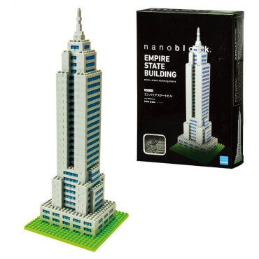Nanoblock Tour Empire State Building