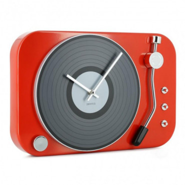 Horloge Platine Vinyle