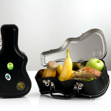 Lunch Box Guitare