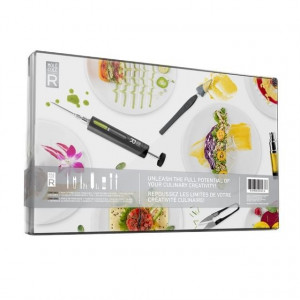 Kit d'Ustensiles Food Styling R-Evolution pour styliser vos repas