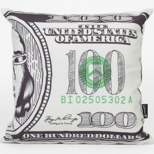 Coussin Dollars