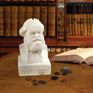 Tirelire Karl Marx