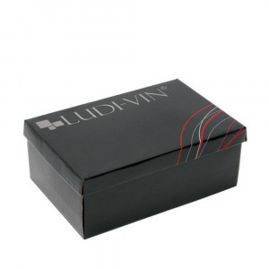 Porte-Bouteille Chaussure Packaging Ludi-Vin Boîte à Chaussures
