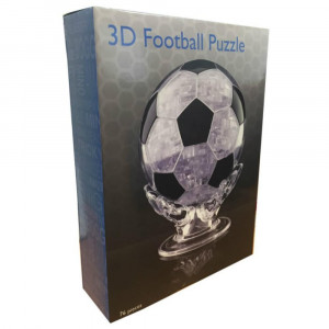 Puzzle 3D Football emballage