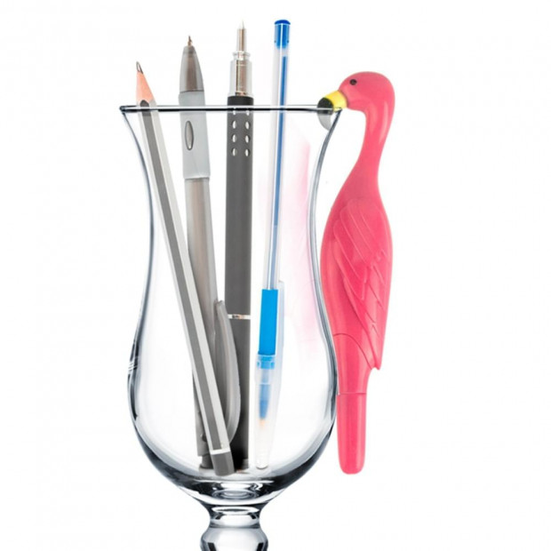 Stylo Flamant Rose Stylo Bille