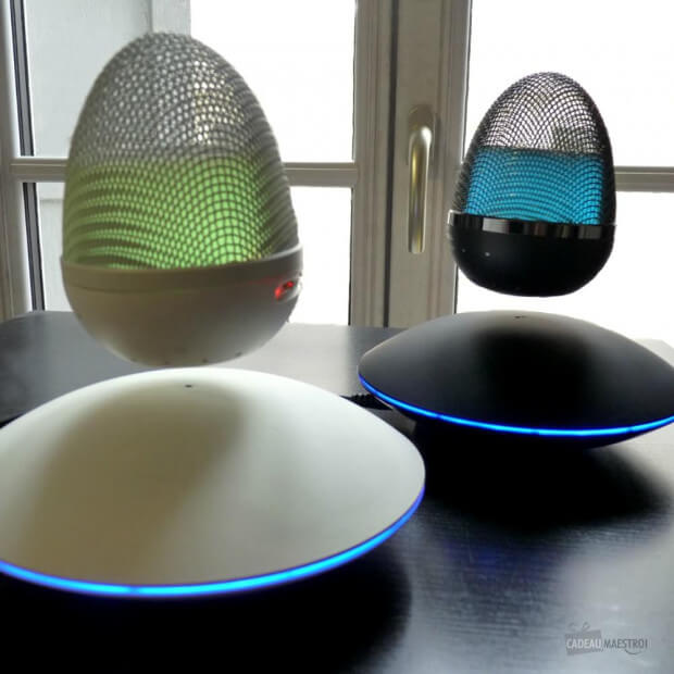 Enceinte Anti-Gravité Soundair LEDs Multicolores