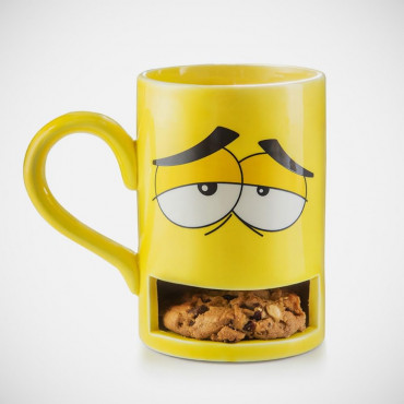 Mug Biscuit Monstre Fatigué