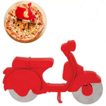 Roulette à Pizza Scooter