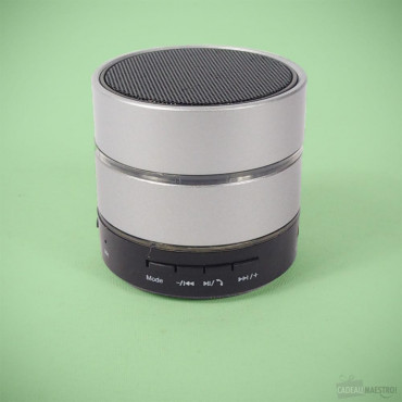 Enceinte Radio LED Bluetooth Wibuzz