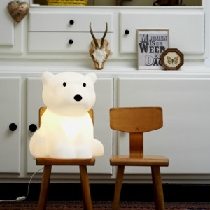 Lampe Ours Polaire Nanuk