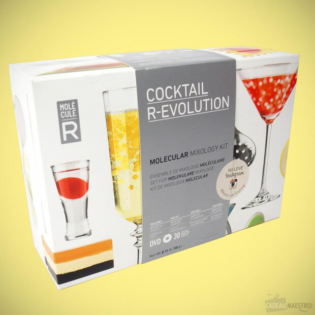 Kit Moléculaire Cocktail R-Evolution