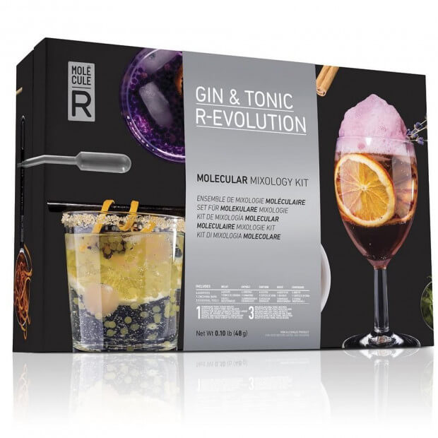 Kit Moléculaire Gin Tonic R-Evolution