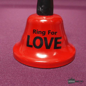 "Clochette ""Ring For Love"" cloche originale"