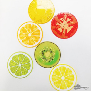 Sous-Verres Fruits (x6) salade de fruit
