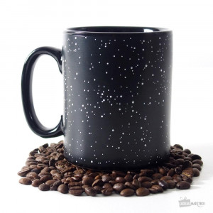 Mug 6 Constellations Thermoréactif neutre