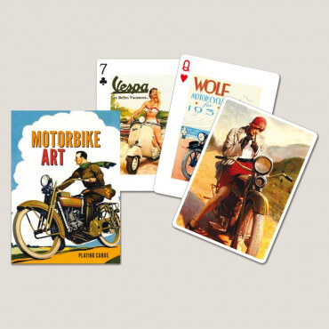 Jeu de Cartes Motos (x54)