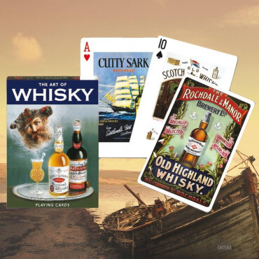 Jeu de Cartes Whisky (x54)