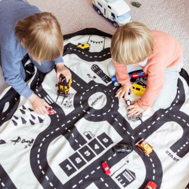 Sac Tapis de Jeu Play and Go Circuit