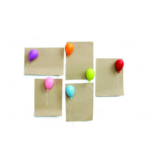 Magnets Ballons (x6)
