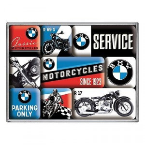 Set Magnets BMW (x9) bmw