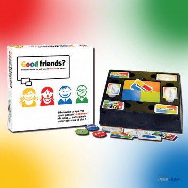 Jeu Good Friends