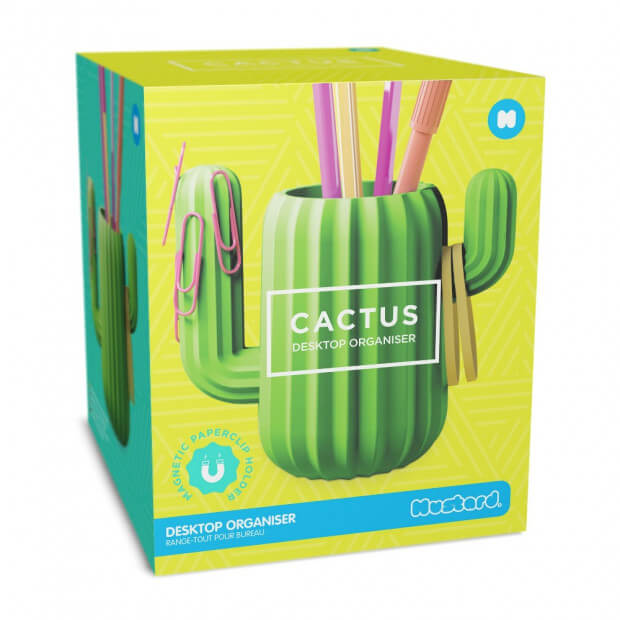 Pot à Crayons Cactus Packaging