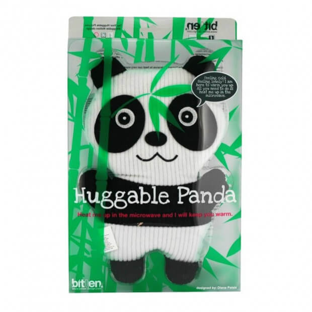 Bouillotte Panda Micro-Ondable Joli Packaging