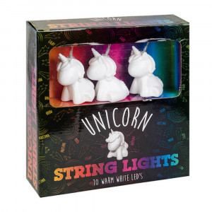 Guirlande Lumineuse Licornes Packaging