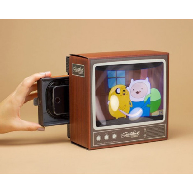 TV Grossissante pour Smartphone