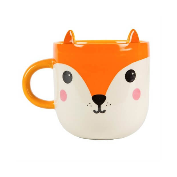 Mug Kawaii Friends Renard bol fox