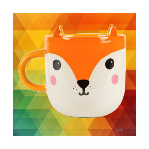 Mug Kawaii Friends Renard