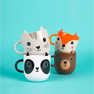 Mug Kawaii Friends Panda