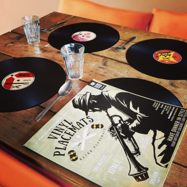 Sets de Table Vinyle (x4)