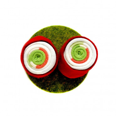 Chaussettes California Roll