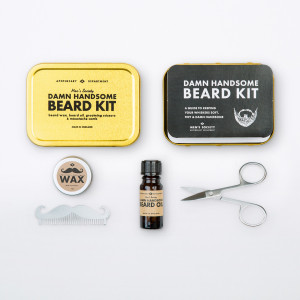 Kit pour Barbe lot